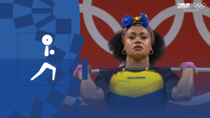 Олимпиада-2020. Тяжелая атлетика (жен). Финал. До 76 кг. Видео обзор