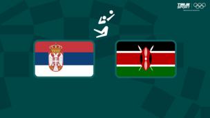 Олимпиада-2020. Волейбол (жен). Сербия — Кения