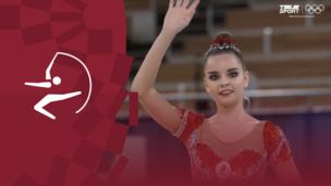 Олимпиада-2020. Художественная гимнастика (жен). Финал. Видео моменты