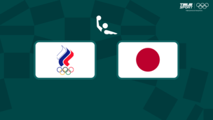 Олимпиада-2020. Водное поло (жен). Команда ОКР — Япония