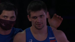 Все схватки и лучшие моменты Александра Чехиркина на Европейском олимпийском лицензионном турнире