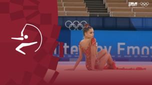 Олимпиада-2020. Художественная гимнастика (жен). Финал. Лента. Видео обзор