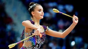 Дина Аверина — только ТРЕТЬЯ в многоборье на чемпионате России 2021