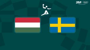 Олимпиада-2020. Гандбол (муж). Венгрия — Швеция