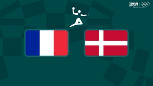 Олимпиада-2020. Гандбол (муж). Финал. Франция — Дания