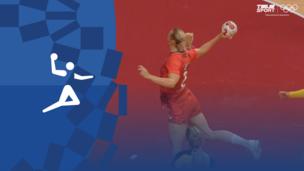 Олимпиада-2020. Гандбол (жен). Матч за 3-е место. Норвегия — Швеция. Видео моменты