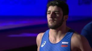 Алирзаев упустил лицензию — проиграл грузинскому борцу в полуфинале турнира в Будапеште!