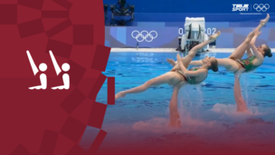Олимпиада-2020. Синхронное плавание. Команды. Техническая программа. Видео обзор