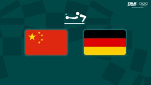 Олимпиада-2020. Настольный теннис (муж). Финал. Китай — Германия