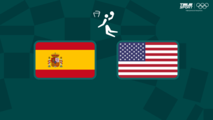 Олимпиада-2020. Баскетбол (муж). 1/4 финала. Испания — США