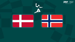 Олимпиада-2020. Гандбол (муж). 1/4 финала. Дания — Норвегия