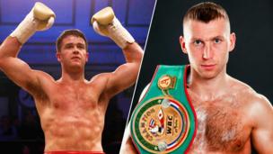 Бой за титул чемпиона Европы по версии WBO. Дэнни Дигнам — Андрей Сироткин