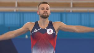 Прыжки на батуте на Олимпиаде в Токио-2020 с альтернативным комментарием блогера Yuri The Professional