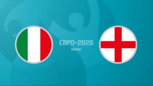 Италия — Англия. Евро-2020. Финал