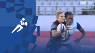 Олимпиада-2020. Регби (жен). Финал. Новая Зеландия — Франция. Видео обзор