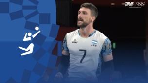 Олимпиада-2020. Волейбол (муж). Матч за 3-е место. Аргентина — Бразилия. Видео моменты