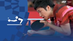 Олимпиада-2020. Настольный теннис (муж). Командное первенство. Матч 3. 1/2 финала. Япония — Германия. Видео обзор