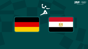 Олимпиада-2020. Гандбол (муж). 1/4 финала. Германия — Египет