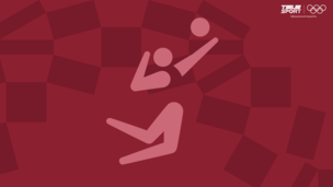 Олимпиада-2020. Волейбол (жен). Япония — Республика Корея, Китай — Италия