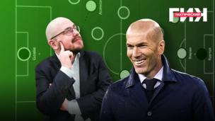 Тактический ГИК #17. Новая схема Зидана может спасти сезон «Реалу»