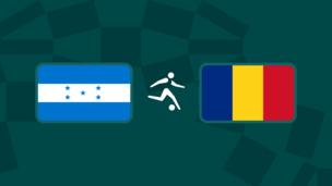 Олимпиада-2020. Футбол (муж). Гондурас — Румыния