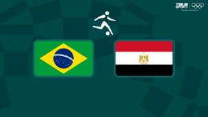 Олимпиада-2020. Футбол (муж). 1/4 финала. Бразилия — Египет