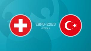Швейцария — Турция. Евро-2020. 3 тур