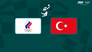 Олимпиада-2020. Волейбол (жен). Команда ОКР — Турция
