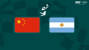 Олимпиада-2020. Волейбол (жен). Китай — Аргентина
