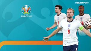 Все голы сборной Англии — финалиста Евро-2020 (ВИДЕО)