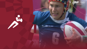 Олимпиада-2020. Регби (жен). За 5 — 8 места. Команда ОКР — Австралия. Видео обзор