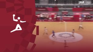 СУПЕРГОЛ через всю площадку! Российский вратарь Калинина забивает испанкам (ВИДЕО)