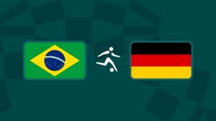 Олимпиада-2020. Футбол (муж). Бразилия — Германия