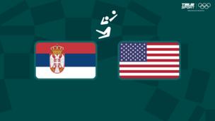 Олимпиада-2020. Волейбол (жен). 1/2 финала. Сербия — США