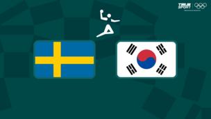 Олимпиада-2020. Гандбол (жен). 1/4 финала. Швеция — Южная Корея