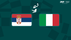 Олимпиада-2020. Волейбол (жен). 1/4 финала. Сербия — Италия