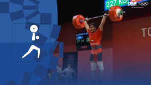Олимпиада-2020. Тяжелая атлетика (муж). Сумма. До 109 кг. Видео обзор