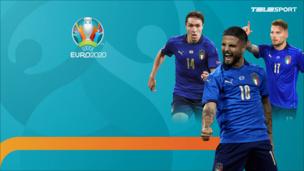 Чемпионы Европы! Все голы сборной Италии на Евро-2020