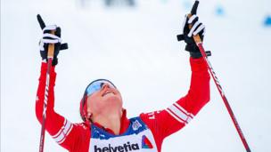 Масс-старт. Женщины. ЧР по лыжным гонкам 2021