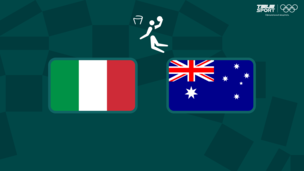 Олимпиада-2020. Баскетбол (муж). Италия — Австралия