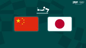 Олимпиада-2020. Настольный теннис (жен). Финал. Китай — Япония