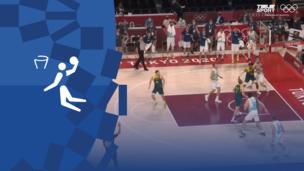 Олимпиада-2020. Баскетбол (муж). За 3-е место. Словения — Австралия. Видео обзор