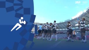 Олимпиада-2020. Регби (жен). За 3-е место. Фиджи — Великобритания. Видео обзор
