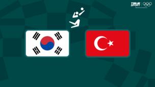 Олимпиада-2020. Волейбол (жен). 1/4 финала. Южная Корея — Турция