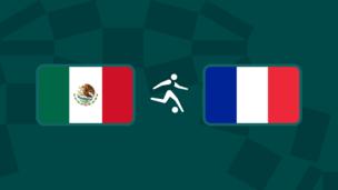 Олимпиада-2020. Футбол (муж). Мексика — Франция