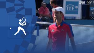 Олимпиада-2020. Теннис (муж). Матч за 3-е место. Пабло Карреньо-Буста (Испания) — Новак Джокович (Сербия). Видео обзор