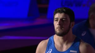 Все схватки и лучшие моменты Милада Алирзаева на Европейском олимпийском лицензионном турнире