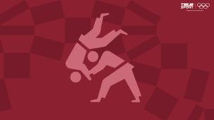 Олимпиада-2020. Дзюдо до 48 кг (жен), до 60 кг (муж). Квалификация, 1/4 финала. Мат 1