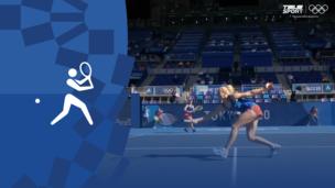 Олимпиада-2020. Теннис (жен). Пары. Финал. Чехия — Швейцария. Видео обзор