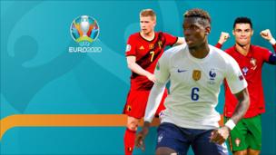 Еще ТОП-10 голов Евро-2020: Кевин Де Брюйне, Поль Погба, Криштиану Роналду